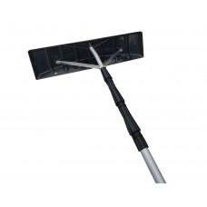 Скребок для уборки снега с крыши телескопический