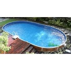 Каркасный бассейн Azuro 407 DL