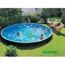 Каркасный бассейн Azuro 406 DL