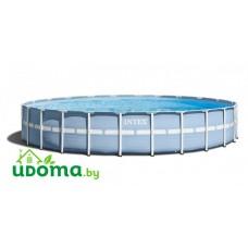 Каркасный бассейн Intex Prism Frame 549x122 см