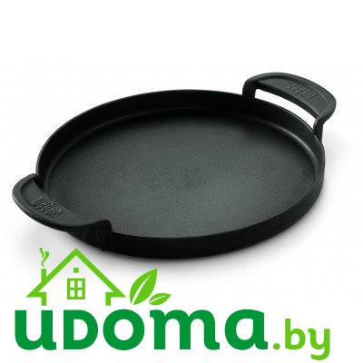 Чугунная сковорода Weber- GOURMET BBQ SYSTEM